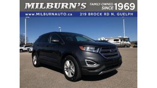 Used 2017 Ford Edge SEL / Nav. / Pano Roof for sale in Guelph, ON