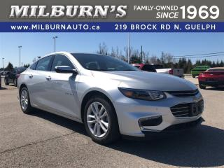 Used 2017 Chevrolet Malibu LT for sale in Guelph, ON