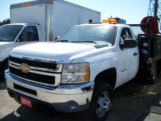 Used 2011 Chevrolet Silverado 3500 Del Utility with Generator and Miller Welder for sale in Stratford, ON