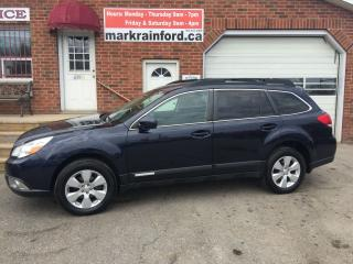 Used 2012 Subaru Outback 2.5i w/Convenience Pkg AWD, Bluetooth for sale in Bowmanville, ON