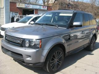 Used 2012 Land Rover Range Rover Sport HSE LUX for sale in Scarborough, ON