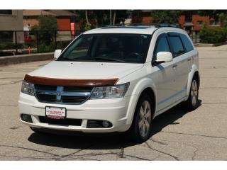 Used 2010 Dodge Journey R/T NAVI | AWD | Leather | CERTIFIED for sale in Waterloo, ON
