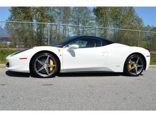 Used 2011 Ferrari 458 ITALIA - for sale in Vancouver, BC
