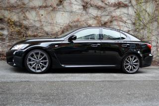 Used 2008 Lexus ISF sedan for sale in Vancouver, BC