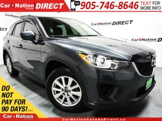 Used 2014 Mazda CX-5 GX| PUSH START| WE WANT YOUR TRADE| for sale in Burlington, ON