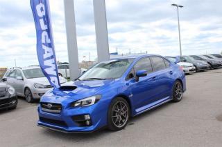 Used 2016 Subaru WRX STI Sport-tech Package for sale in Whitby, ON