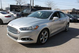 Used 2016 Ford Fusion SE for sale in North York, ON