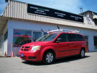 Used 2010 Dodge Grand Caravan CARGO BUILT,DIVIDER,SHELVES,LADDER RACKS for sale in Mississauga, ON