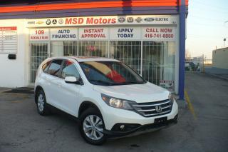 Used 2012 Honda CR-V EX-L  LEATHER,ROOF,BACK UP CAMERA for sale in Etobicoke, ON