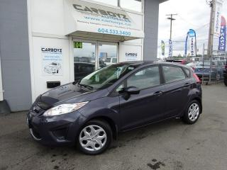 Used 2012 Ford Fiesta SE Hatchback, Automatic, Heated Seats, Bluetooth for sale in Langley, BC