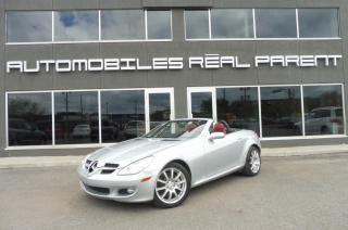 Used 2005 Mercedes-Benz SLK SLK 350 - HARMAN KARDON - MANUELLE - for sale in Québec, QC