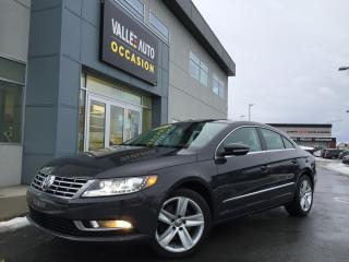 Used 2013 Volkswagen Passat CC Sportline Toit Pano for sale in St-Georges, QC