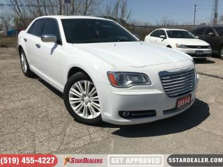 Used 2014 Chrysler 300C AWD | NAV | LEATHER | ROOF | HEMI | CAM for sale in London, ON