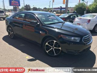 Used 2015 Ford Taurus SEL | LEATHER | CAM | SAT RADIO for sale in London, ON