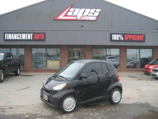 Used 2008 Smart fortwo Coupé 2 portes Pure for sale in Sainte-catherine, QC