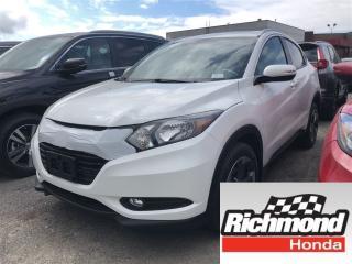 New 2018 Honda HR-V EX-L NAVI AWD for sale in Richmond, BC