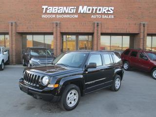 Used 2017 Jeep Patriot LIKE NEW   NO ACCIDENTS   CRUISE   BLUETOOTH for sale in Mississauga, ON