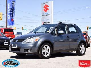 Used 2009 Suzuki SX4 JLX AWD for sale in Barrie, ON