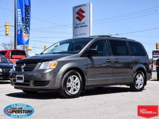 Used 2010 Dodge Grand Caravan SE ~Full Stow 'N Go for sale in Barrie, ON