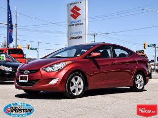 Used 2012 Hyundai Elantra GL ~Heated Seats ~Power Moonroof for sale in Barrie, ON