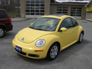 Used 2010 Volkswagen Beetle 2.5 for sale in Smiths Falls, ON