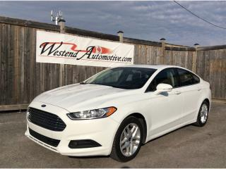 Used 2014 Ford Fusion SE for sale in Stittsville, ON