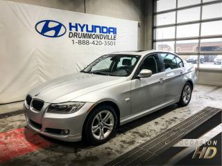 Used 2011 BMW 3 Series X-DRIVE + PREMIUM PACK + COLD PACK + MAG for sale in Drummondville, QC