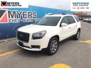 Used 2015 GMC Acadia SLT for sale in Ottawa, ON