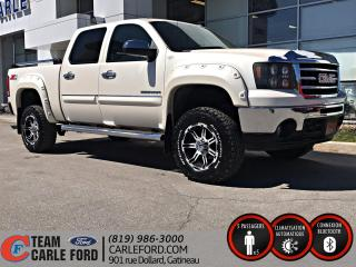 Used 2012 GMC Sierra 1500 GMC Sierra 1500 SLE 4x4, Toit ouvrant for sale in Gatineau, QC