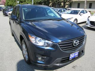 Used 2016 Mazda CX-5 GS for sale in Burnaby, BC