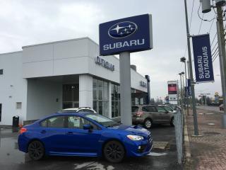 Used 2015 Subaru WRX WRX Intro for sale in Gatineau, QC