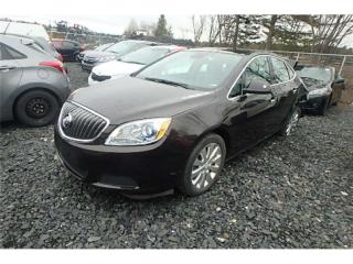 Used 2014 Buick Verano for sale in St-Philibert, QC