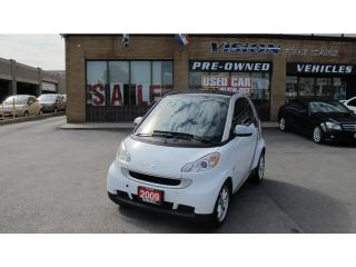 Used 2009 Smart fortwo pure/HEATED SEATS/GREAT GAS MILEAGE for sale in North York, ON