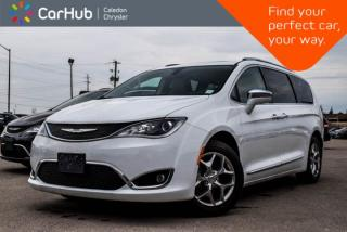 Used 2017 Chrysler Pacifica Limited|Navi|Pano Sunroof|DVD|R-Start|Leather|Backup Cam|Bluetooth|18