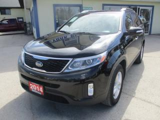 Used 2014 Kia Sorento LOADED GDI MODEL 5 PASSENGER 2.4L - DOHC.. AWD.. HEATED SEATS.. CD/AUX/USB INPUT.. BLUETOOTH.. 'ACTIVE-ECO' PACKAGE.. for sale in Bradford, ON