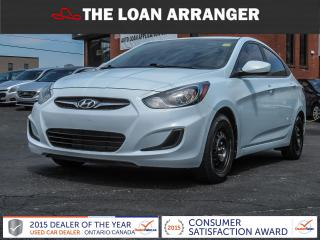 Used 2013 Hyundai Accent for sale in Barrie, ON