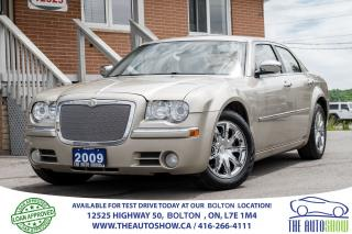 Used 2009 Chrysler 300 LIMITED + NAVI GPS LEATHER SUNROOF MINT for sale in Bolton, ON