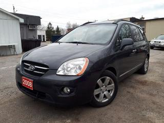Used 2008 Kia Rondo Hatchback,certified for sale in Oshawa, ON