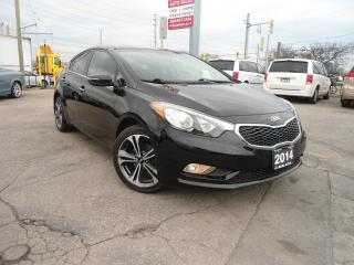 Used 2014 Kia Forte AUTO 1 OWNER NO ACCIDENT BLUETOOTH ALLOY A/C PW PL for sale in Oakville, ON