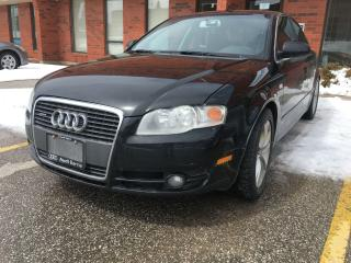Used 2008 Audi A4 for sale in Barrie, ON