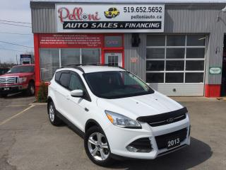 Used 2013 Ford Escape Se 2.0l Ecoboost for sale in London, ON