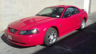 Used 2004 Ford Mustang 40th Anniversary for sale in Richmond Hill, ON