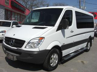 Used 2010 Mercedes-Benz Sprinter 2500 Bluetec Wheel Chair Accessible for sale in London, ON