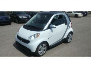 Used 2015 Smart fortwo Pure for sale in Saint-jerome, QC