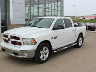 Used 2014 RAM 1500 SLT for sale in Peace River, AB
