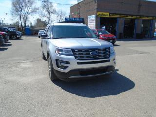 Used 2016 Ford Explorer XLT for sale in North York, ON