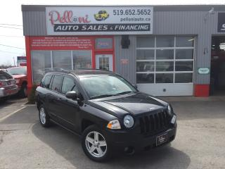 Used 2008 Jeep Compass SPORT AUTOMATIC w/ CRUISE for sale in London, ON
