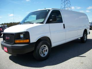 Used 2016 GMC Savana 3500 Ext. Wheel Base for sale in Stratford, ON