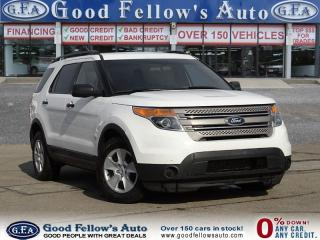 Used 2014 Ford Explorer 7 Passenger, REVERSE SENSORS, POWER SEATS for sale in North York, ON