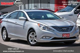 Used 2011 Hyundai Sonata GLS Clean CarProof Bluetooth Heated Seats for sale in Whitby, ON